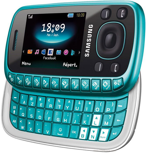 Scarica WhatsApp gratuitamente per Samsung B3410, B5310 CorbyPro, B6520 Omnia Pro 5, B3310 e B7330 Omnia Pro 4