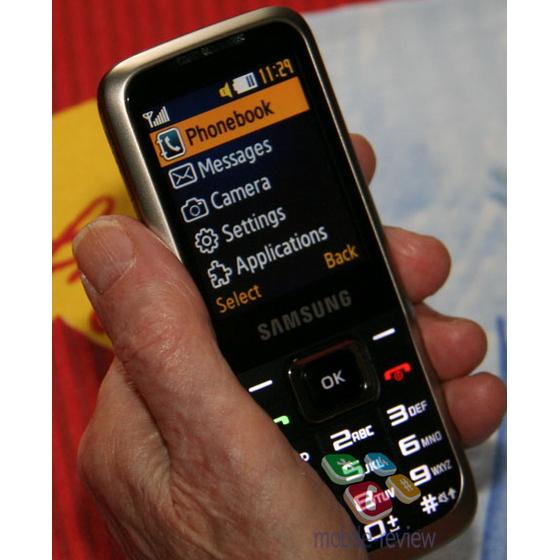 Scarica WhatsApp gratuitamente per Samsung C3050, C3060R, C3200 Monte, C3212, C3350, C3560 2