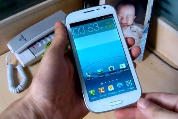 Ecco come si installa il Play Store in Samsung Chino 1