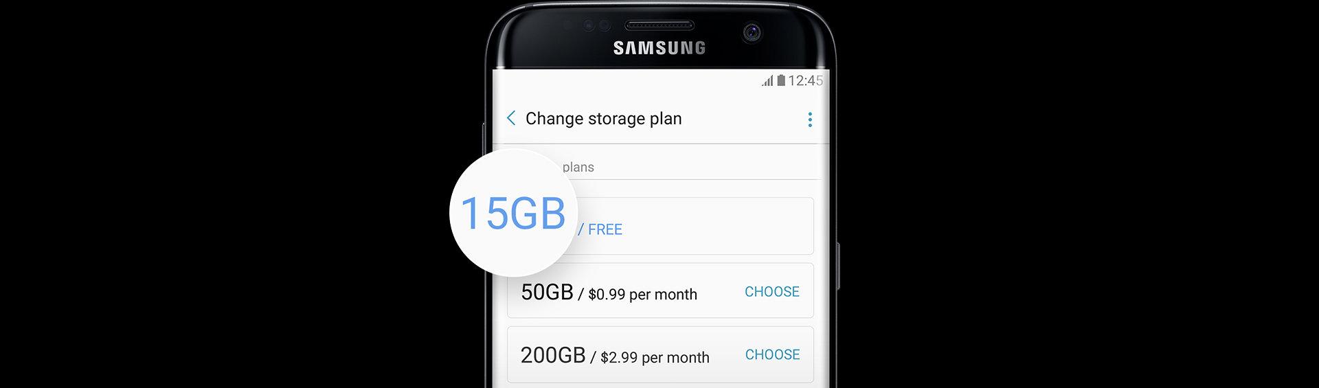Come spostare le foto su Samsung Cloud 1