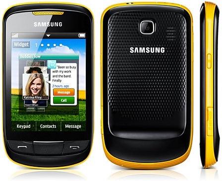 Come scaricare WhatsApp gratuitamente per Samsung Corby II S3850 e Corby TV 1