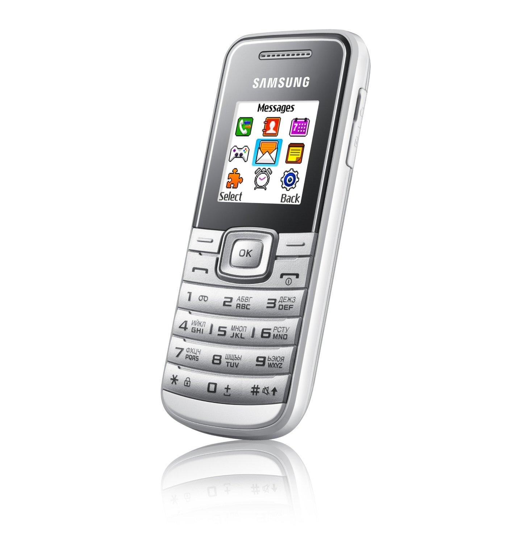 Scarica WhatsApp gratuitamente per Samsung E1050, E1080i, E1080T, E1107, E1130B 1