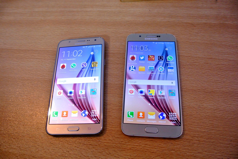 Samsung Galaxy A8 vs Samsung J7 Qual è il migliore? 1