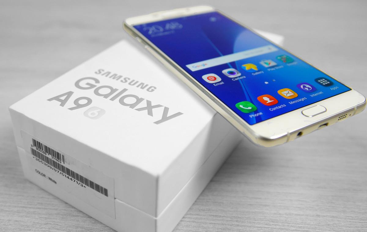 Tutti i vantaggi e gli svantaggi del Samsung Galaxy A3, A5 e A9 1