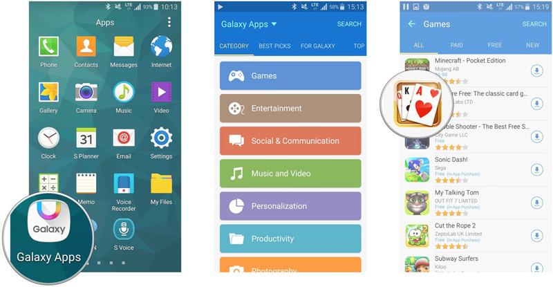 Quali sono le migliori alternative a Google Play Store per scaricare e installare migliaia di applicazioni su Android? Elenco 2019 9
