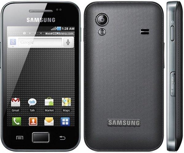 Come eseguire il root Samsung Galaxy mini S5570 e 5570L, Gio GT-S5660 e 551 GT-i5510 Step by Step 4