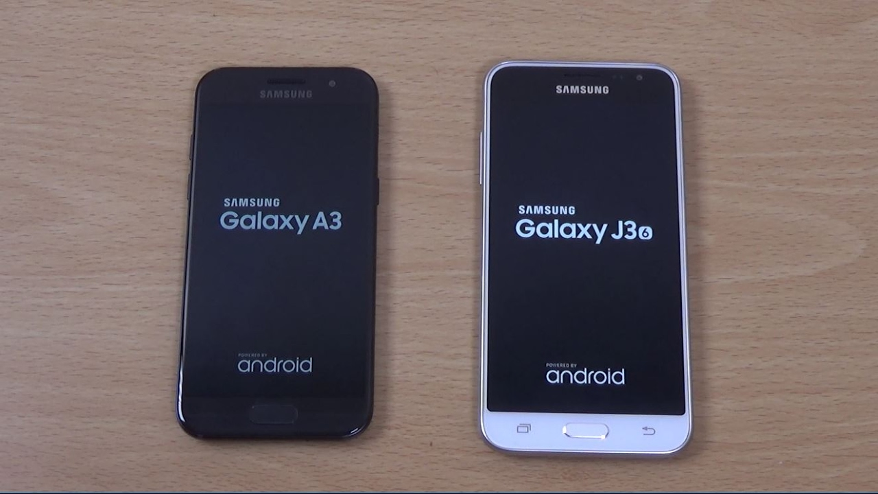 Samsung Galaxy J3 2017 vs Samsung Galaxy A3 2017: quale acquistare? 1