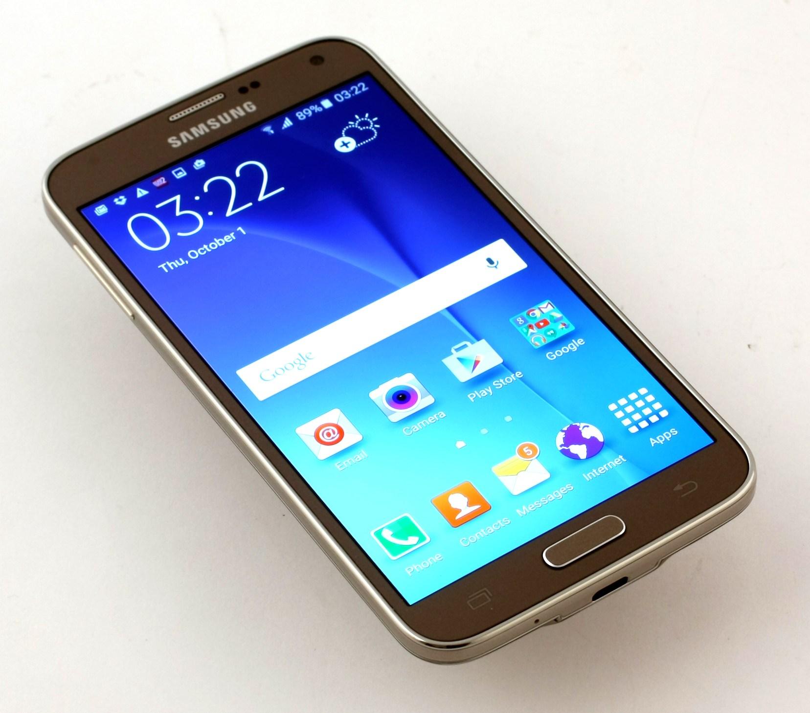 Scopri quanto è facile e veloce installare Nougat su un Samsung Galaxy S5 Neo 2
