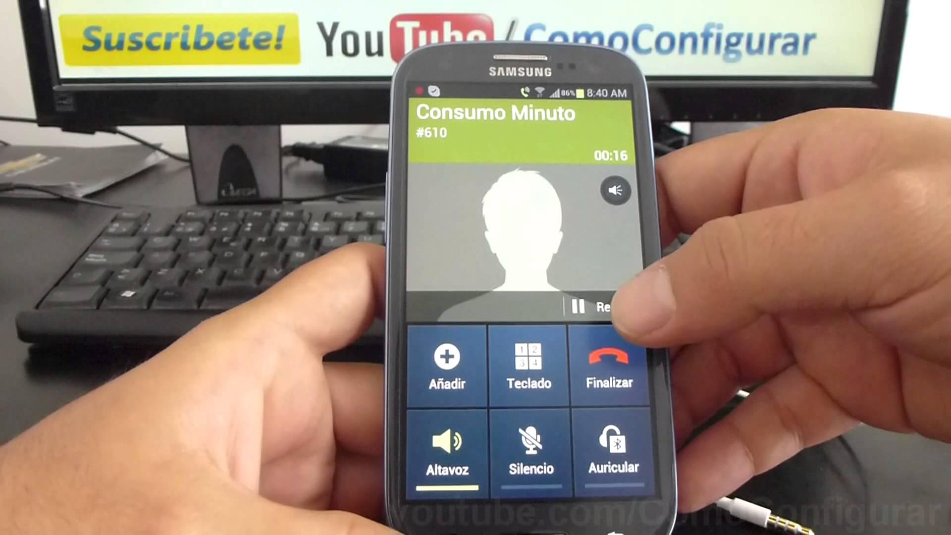 Come registrare le chiamate su un Samsung Galaxy S6? 1