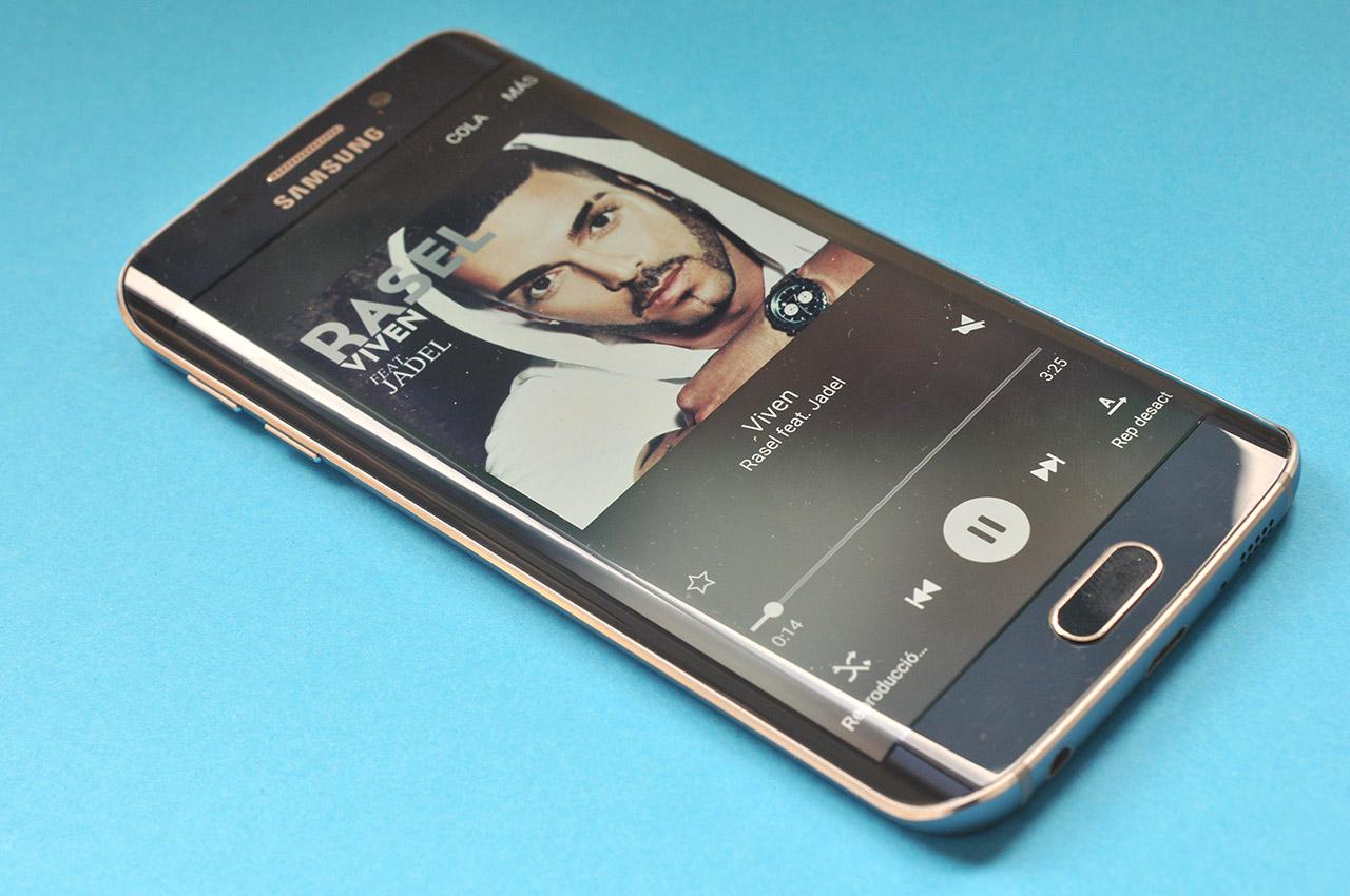 Come trasferire musica sul Samsung Galaxy S6? 1