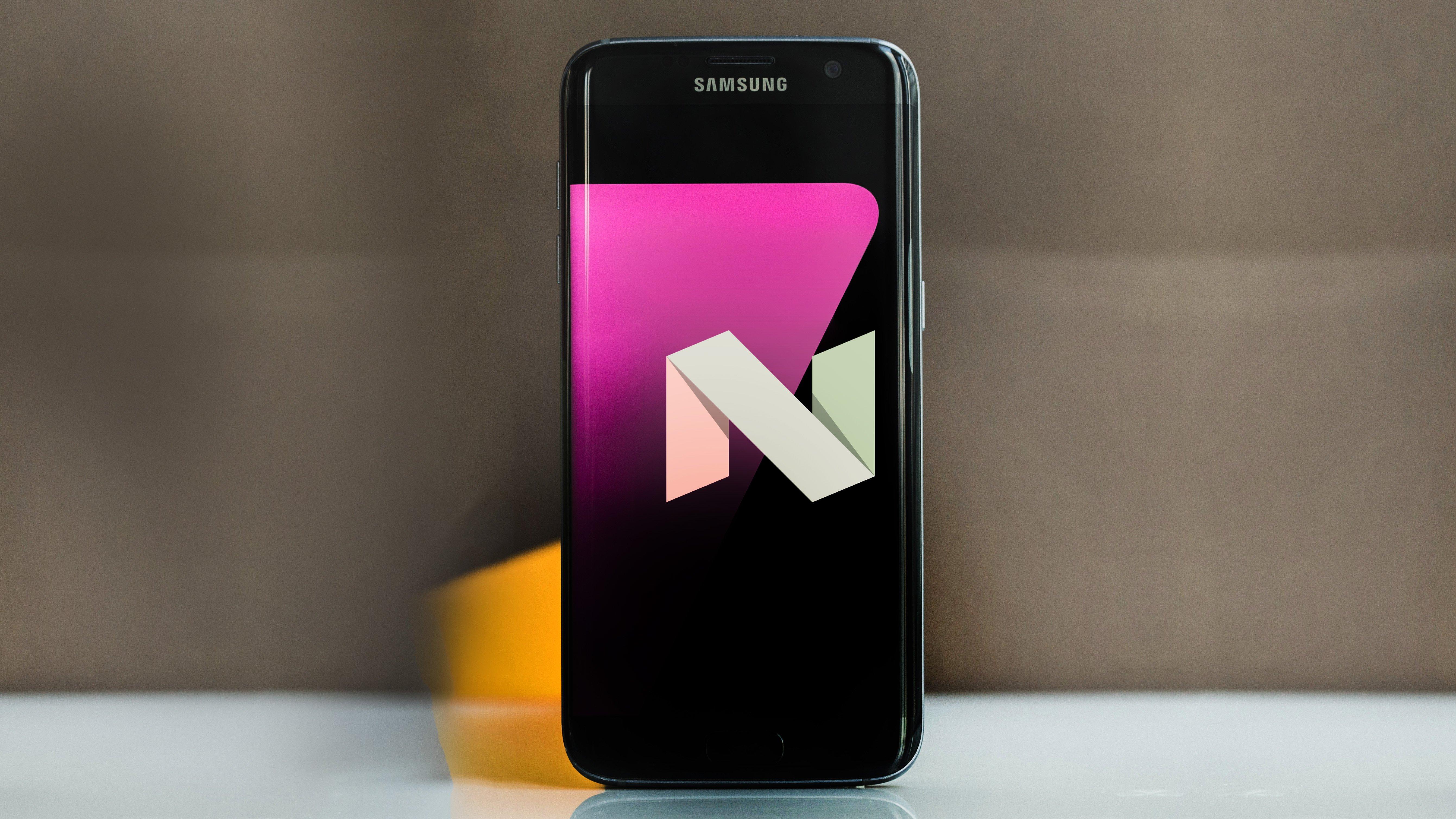 La soluzione Samsung Galaxy S7 non si aggiorna a Nougat 1