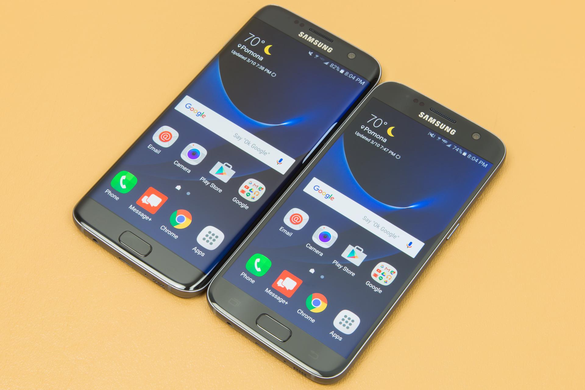 Samsung Galaxy S7 e S7 Edge si aggiorneranno ad Android 9 P 3