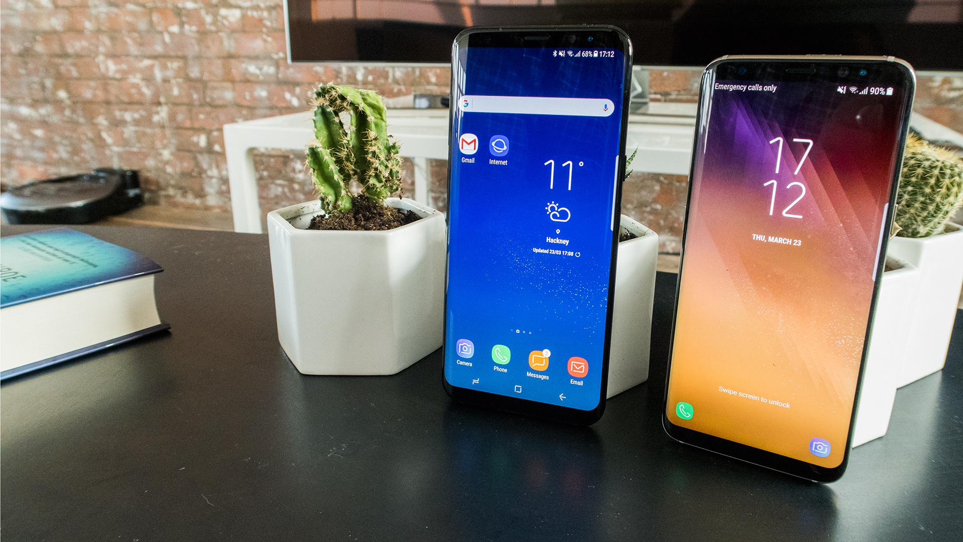 Come proteggersi dal furto di un Samsung Galaxy S8 1