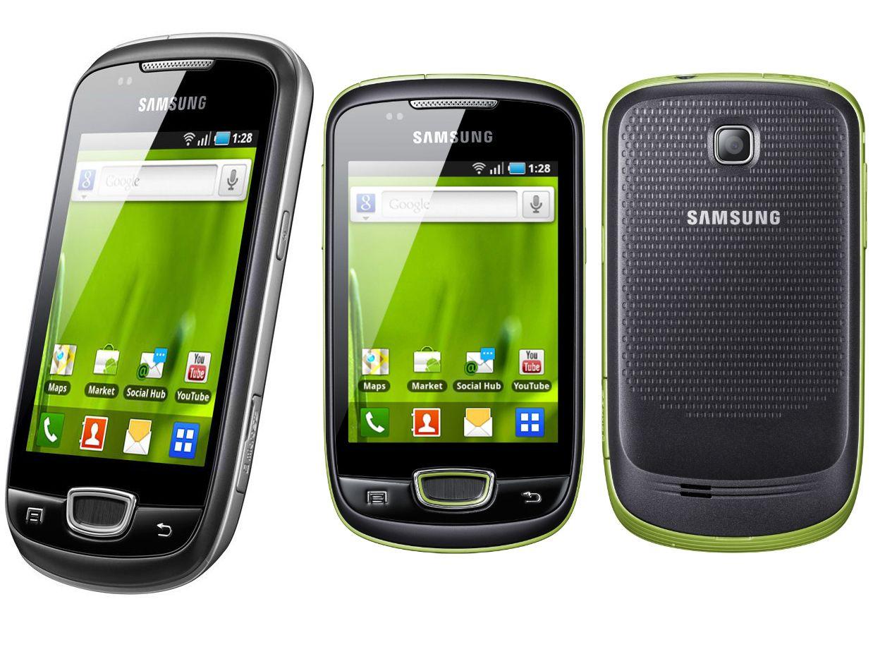 Come eseguire il root Samsung Galaxy mini S5570 e 5570L, Gio GT-S5660 e 551 GT-i5510 Step by Step 2