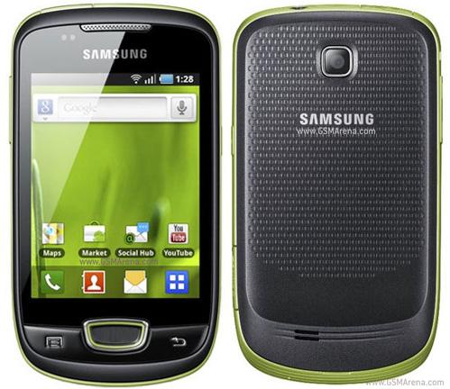 Come eseguire il root Samsung Galaxy mini S5570 e 5570L, Gio GT-S5660 e 551 GT-i5510 Step by Step 1