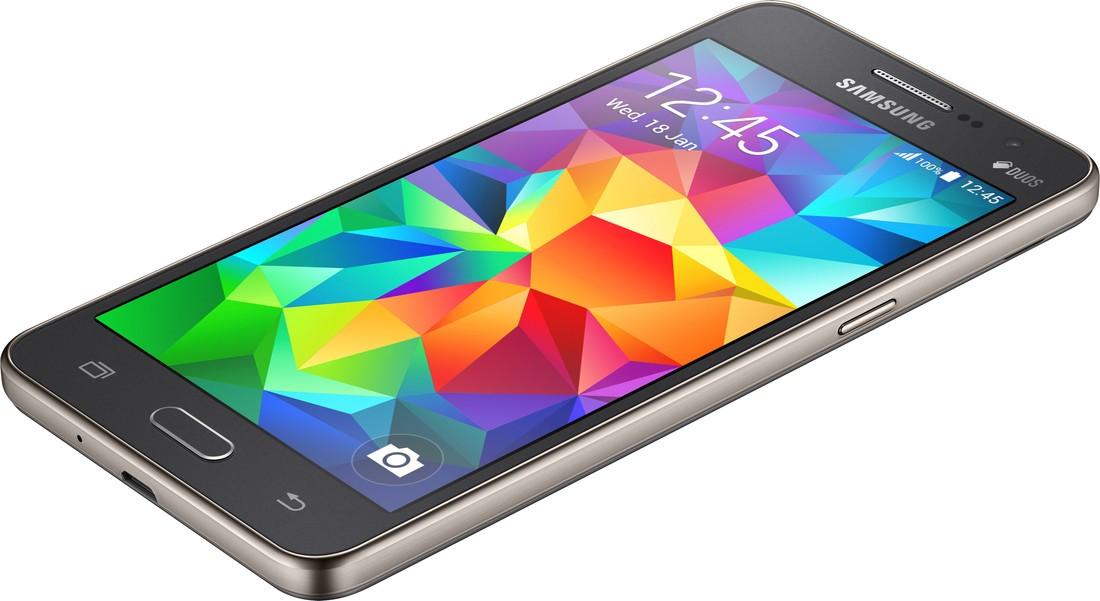 Aumenta il volume di Samsung Grand Prime 2