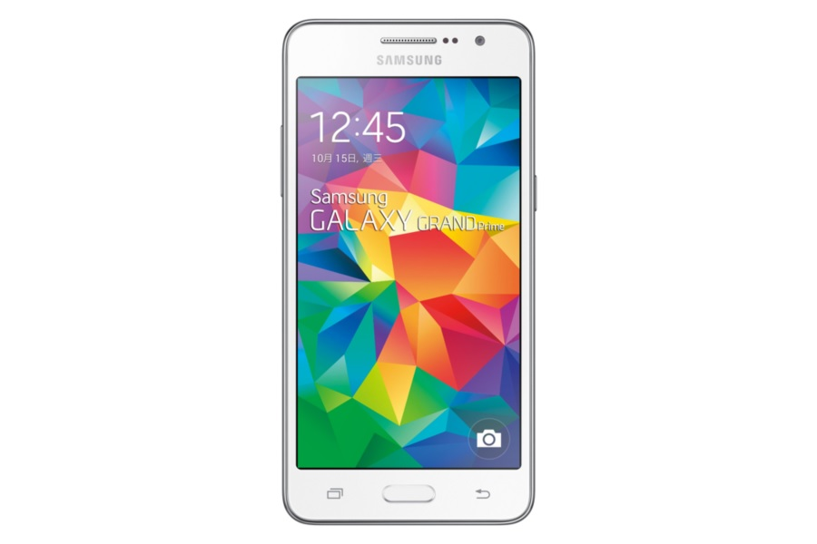 Aumenta il volume di Samsung Grand Prime 1