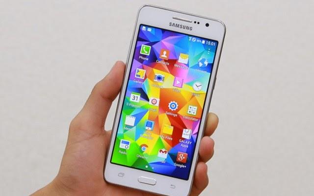 Ecco come si deve inserire l'autocorrettore in Samsung Grand Prime 1