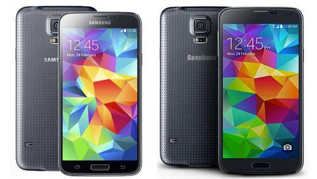 Tutorial per eseguire il ripristino hardware di Samsung S5 cinese 1