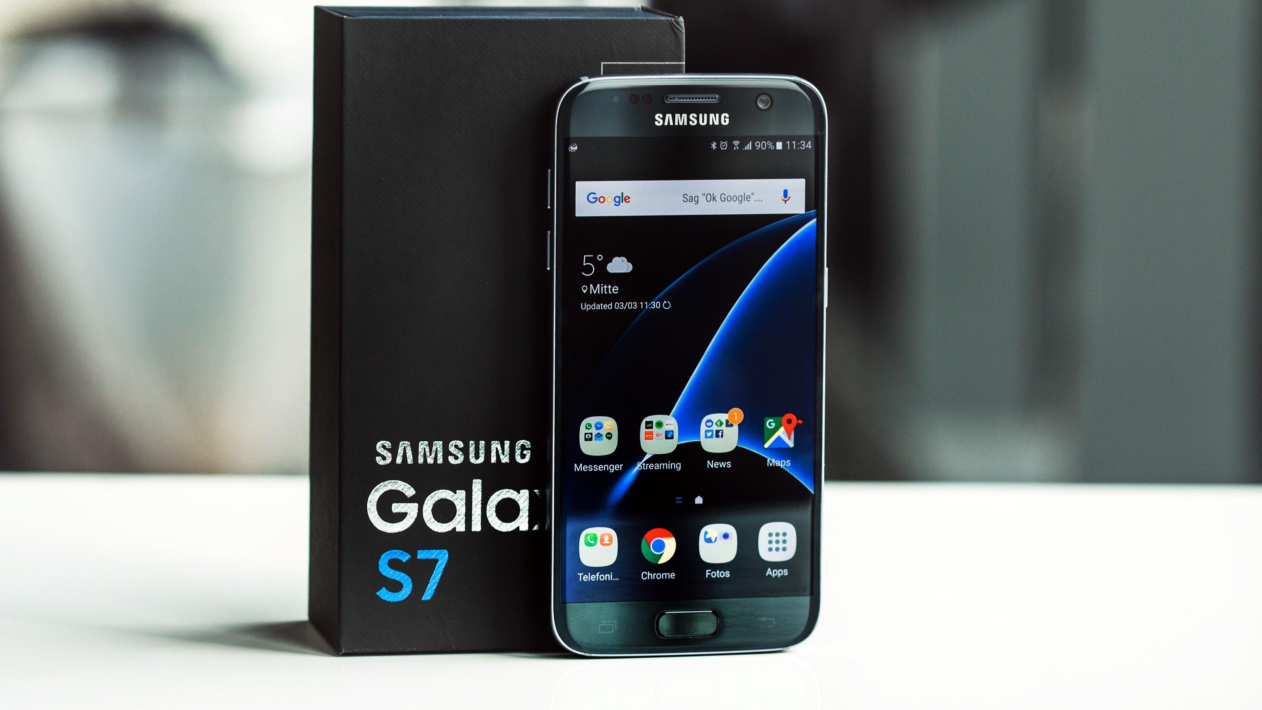 Perché il mio Samsung Galaxy S7 si ricarica lentamente? [Soluzione] 1