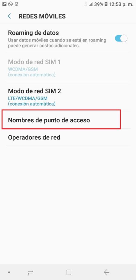Come configurare l'APN dei principali operatori di telefonia mobile? Guida passo passo 4