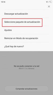 Come aggiornare il mio telefono Xiaomi in modo facile e veloce? Guida passo passo 4