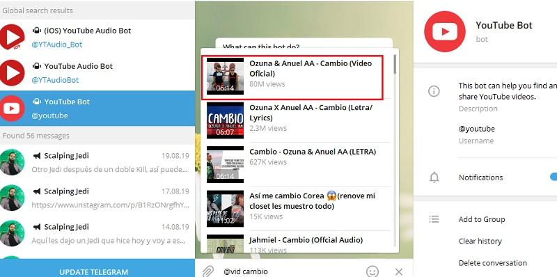 Come scaricare video musicali per guardarli offline gratuitamente, facili e veloci? Guida passo passo 2