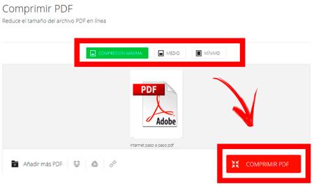 Come comprimere un file PDF senza usare programmi? Guida passo passo 13