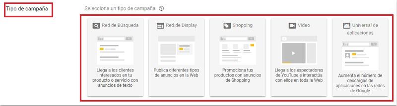 Come fare pubblicità su Google Ads e far crescere la tua attività su Internet? Guida passo passo 5