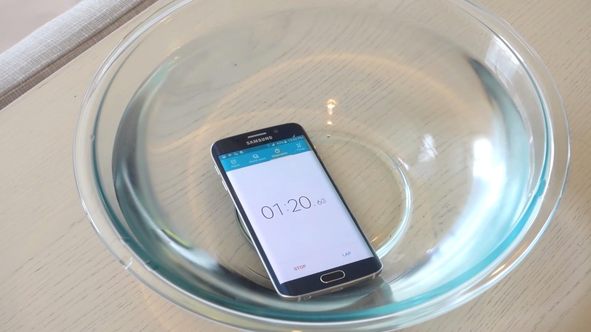 Impermeabilità del Samsung Galaxy S9 e Galaxy S9 Plus 1