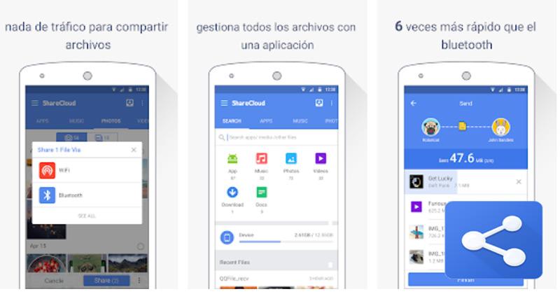 Quali sono le migliori applicazioni per condividere e trasmettere informazioni tra cellulari Android e iOS? Elenco 2019 2