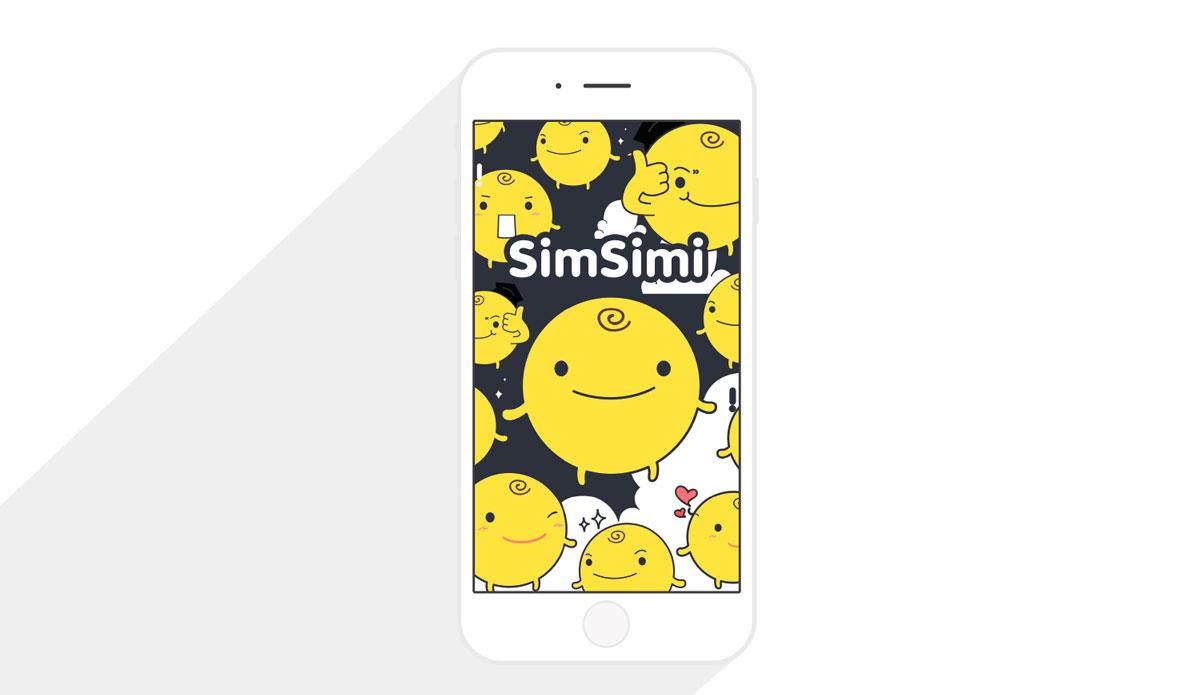 Scarica SimSimi per Android. Chatta con un amico virtuale 1
