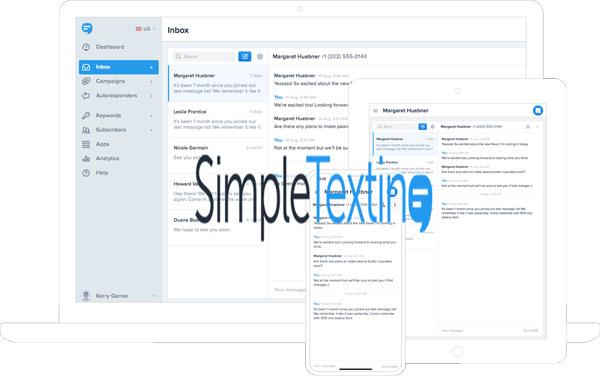Quali sono i migliori programmi per inviare SMS e messaggi di massa? Elenco 2019 5