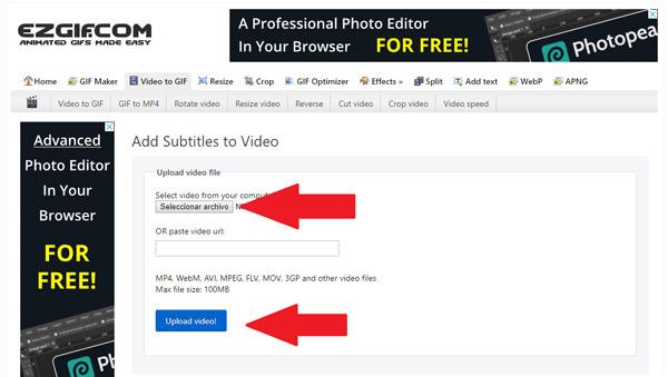 Come aggiungere e inserire i sottotitoli in un video in modo rapido e semplice? Guida passo passo 5