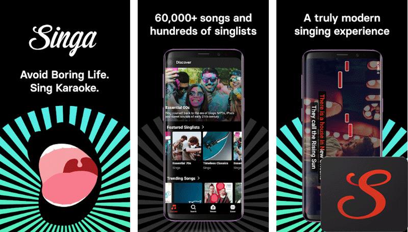 Quali sono le migliori applicazioni per cantare bene e sintonizzare per Android e iOS? Elenco 2019 5