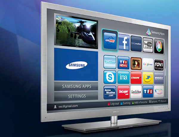 Sintonizza i canali su Samsung Smart TV 2