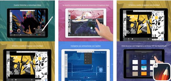 Quali sono le migliori applicazioni da disegnare su iPhone o iPad? Elenco 2019 10