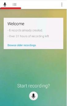 Quali sono le migliori app per registrare memo audio o vocali su telefoni Android? Elenco 2019 14