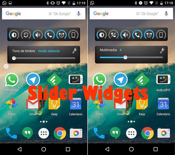 Quali sono i migliori widget per il tuo dispositivo Android? Elenco 2019 5