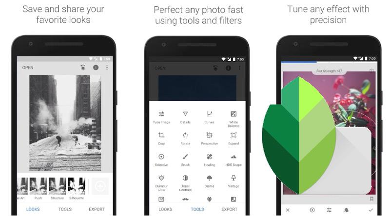Quali sono le migliori applicazioni per modificare foto come Tumblr gratuitamente? Elenco 2019 7