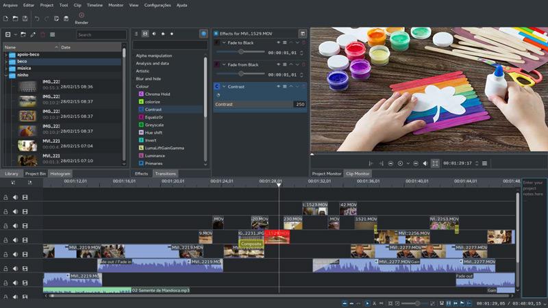 Quali sono i migliori programmi e applicazioni per modificare i video? Elenco 2019 20