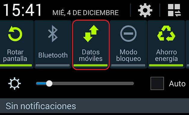 Soluzione il mio telefono non riceve dati mobili 1