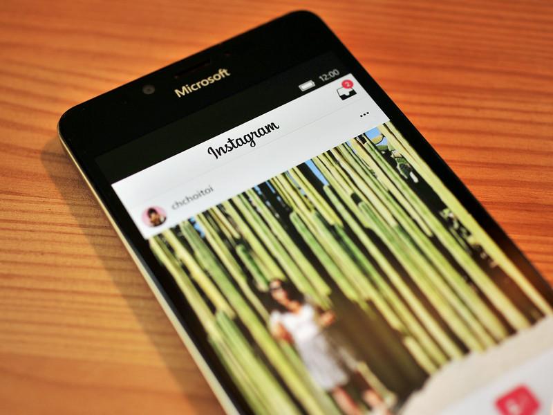"""Correzione """"Impossibile caricare l'immagine"""" su Instagram 1"""
