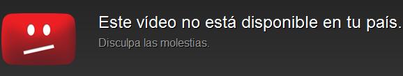 Correggi video non disponibile su YouTube Android 1