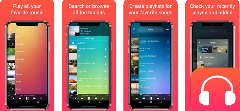 Quali sono le migliori applicazioni alternative a Spotify per ascoltare musica gratis? Elenco 2019 9