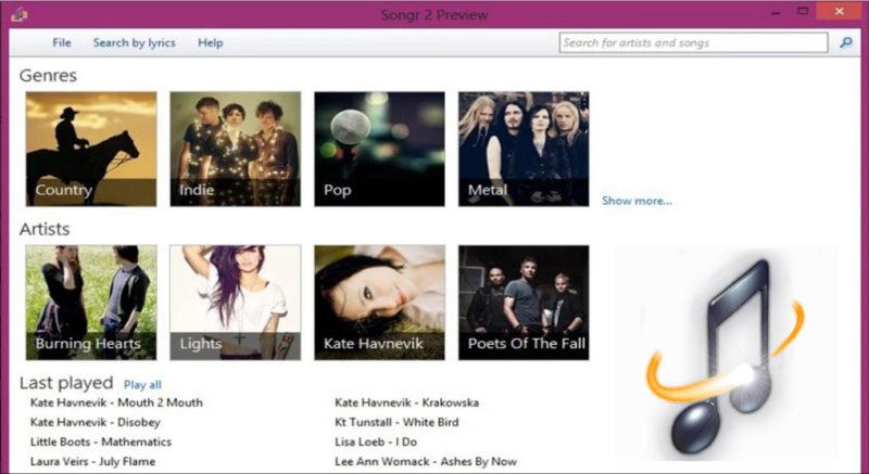 Quali sono i migliori programmi per scaricare musica MP3 gratis sul tuo PC Windows o Mac? Elenco 2019 16