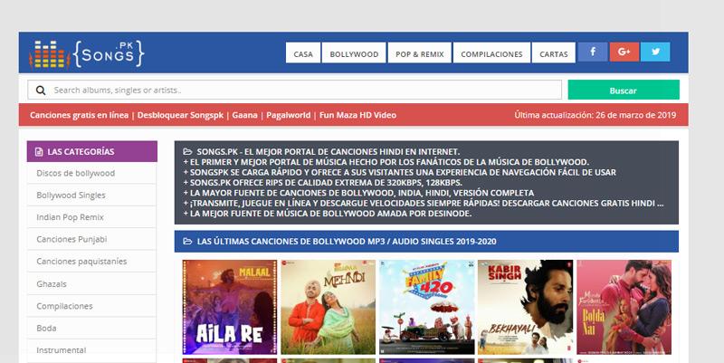 Quali sono i migliori siti Web per scaricare musica MP3 direttamente e gratuitamente? Elenco 2019 12