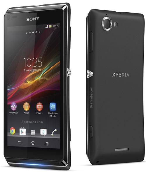 Sblocca Sony Xperia, Sony Xperia d2004 e C2104 5