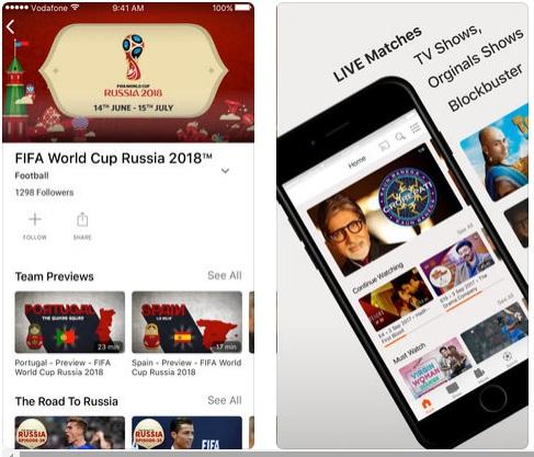 Quali sono le migliori applicazioni per guardare il calcio su iPhone gratuitamente dal vivo e senza tagli? 2019 20