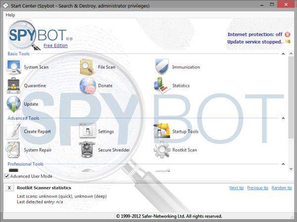Antispyware: che cos'è questo strumento di protezione ea cosa serve? 2